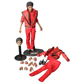 Hot Toys - 1/6 Scale M Icon Michael Jackson Thriller