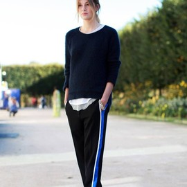 Camille Charriere - styling