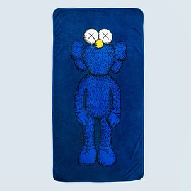 KAWS - BFF BEACH TOWEL