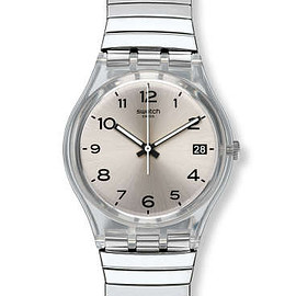 Swatch - Gent (ジェント) SILVERALL GM416
