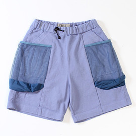 TROVE - TROVEx岡部文彦 / BIG POCKET SHORTS Ver:6 ( TYPE RELAX ) / BLUE