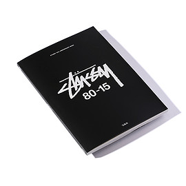 STUSSY - 35th Anniversary Book 「STÜSSY 80-15」