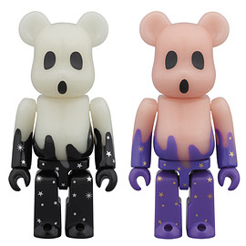 MEDICOM TOY - 2015 HALLOWEEN BE@RBRICK 100%