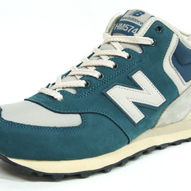 New Balance - HM574 PAST LEFTFOOT ×streething PPF