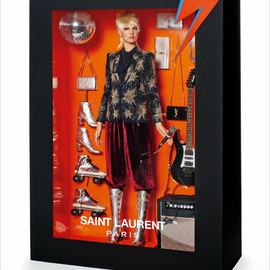 VOGUE Paris, SAINT LAURENT - SAINT LAURENT リアルバービー