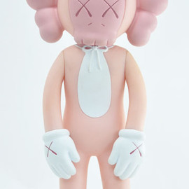MEDICOM TOY - KAWS ACCOMPLICE (PINK)