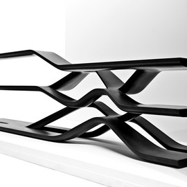 CITCO - Zaha Hadid for CITCO shelving