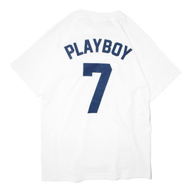 Nathaniel Matthews - SUPPLY&MIN-NANO Exclusive PLAYBOY TEE