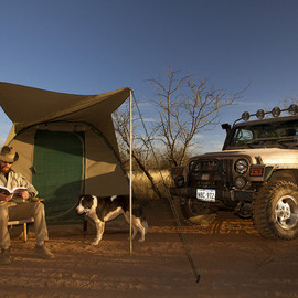 Safari Ground Tents