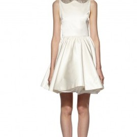 Alice + Olivia - White Dress