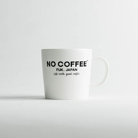 NO COFFEE GLASS