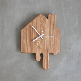 SONGBIRD DESIGN STORE. - BIRD HOUSE CLOCK