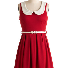Modcloth - Polite and Day Dress