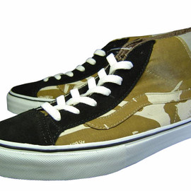 VANS - VANS MID SKOOL 【Syndicate】【BRITISH CAMO】