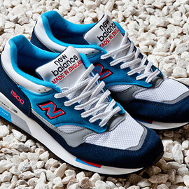 New Balance - Made in UK 1500 models for Spring 2014