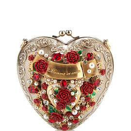 DOLCE&GABBANA - FW2015 Sacred Heart Evening Bag