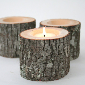 WorleysLighting - Tree Branch Candle Holders