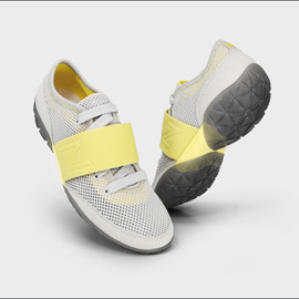 New Balance - aneka gray/yellow