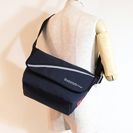 Manhattan Portage - 限定商品 Reflector&Zipper Vintage Messenger Bag