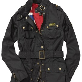 Barbour - Union Jack International Jacket