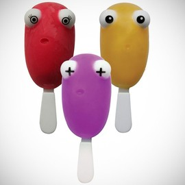 Perpetual Kid - Frosty Friends Popsicle Molds