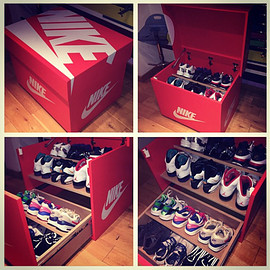 Unknown - NIKE Shoes Woodbox
