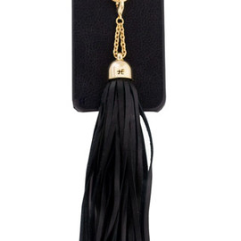 Jagger Edge - HANG FIRE(TONE ON TONE LEATHER + SUEDE COVER WITH STUNNING FRINGE DETAIL)