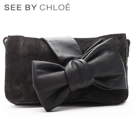 SEE BY CHLOE - ribbon pochette 【2012SS】