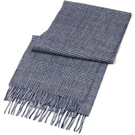 Brooks Brothers - Glen Plaid Lambswool Scarf