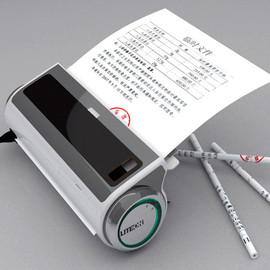 Paper-to-Pencil Office Waste Paper Processor