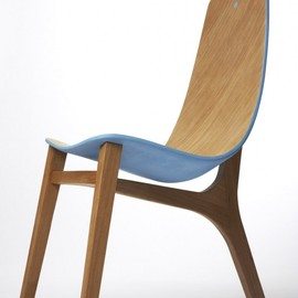 Paul Venaille - Baby Blue Chair