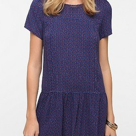 URBAN OUTFITTERS - Coincidence & Chance Drop Waist Dress