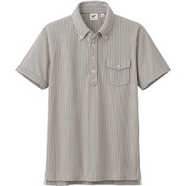 UNIQLO - MEN WASHED POLO SHIRT BY MICHAEL BASTIAN
