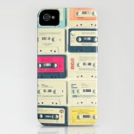 Society6 - All Tomorrow's Parties iPhone Case