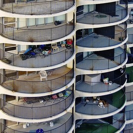 Chicago - Vertical Living, Marina City, Chicago