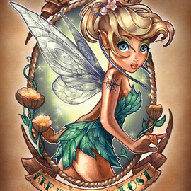 Tim Shumate - Those Who Wander Are Not Always Lost Art Print