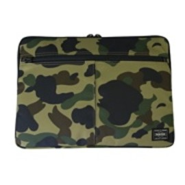 iPod/iPhone Pouch Green CAMO