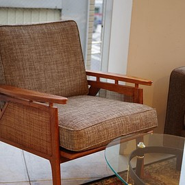ACME Furniture - Wicker Lounge Chair