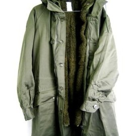 French Army - M-64 Parka