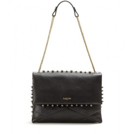 LANVIN - Sugar Medium embellished leather shoulder bag