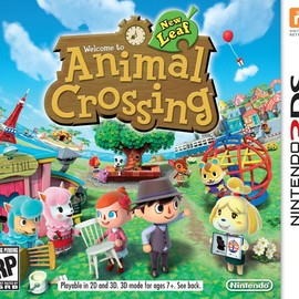 Nintendo - Animal Crossing New Leaf