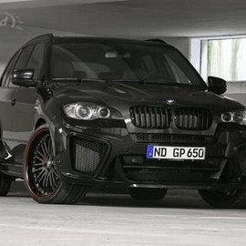 G Power - BMW X5M, 2011