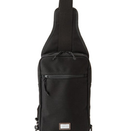 PORTER×B印 YOSHIDA (GS) - ONE SHOULDER BAG (Black)