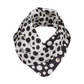 LOUIS VUITTON × 草間彌生 - Infinity Kusama Dots Snood
