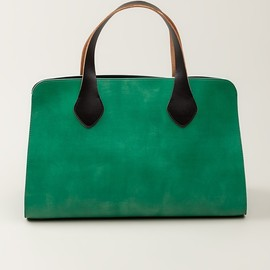 MARNI - structured tote bag