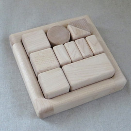 kamakura terrace - baby blocks|organic maple woodblocks