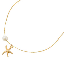 Crayme, - STAR FISH NECKLACE