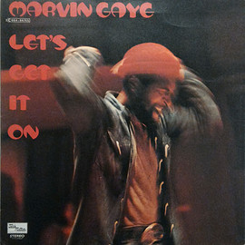 Marvin Gaye - Let's Get It On  (Vinyl,LP)