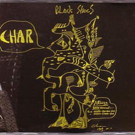 CHAR - BLACK SHOES