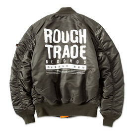 museum neu - ALPHA . / Rough Trade Records MA-1 TIGHT